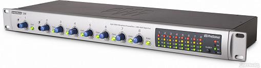 Цифровой преамп PreSonus DigiMax D8